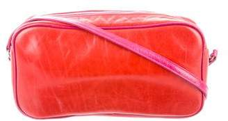 Lauren Merkin Bicolor Leather Bag