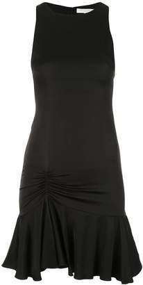 Caroline Constas ruched detail dress