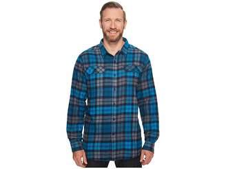 Columbia Big Tall Flare Gun Flannel III Long Sleeve Shirt Men's Long Sleeve Button Up