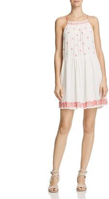 AQUA Embroidered Dress - 100% Exclusive $78 thestylecure.com