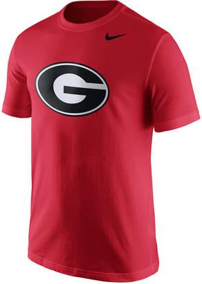 Nike Men's Georgia Bulldogs Logo T-Shirt