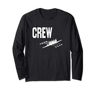 Rowing Long Sleeve T Shirts