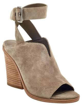 Marc Fisher Vinita Peep Toe Ankle Strap Sandal
