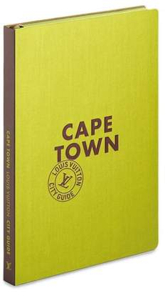 Louis Vuitton Cape Town City Guide Book