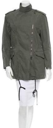 3.1 Phillip Lim Fur-Lined Jacket