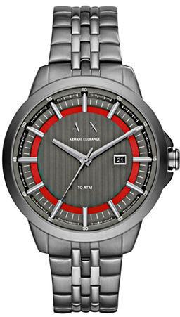Armani Exchange Armani Exchange Copeland Stainless Steel Bracelet Watch