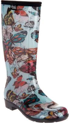 Stride by Sloggers Waterproof Tall Fashion Rain Boots