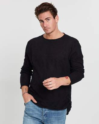 One Teaspoon Oversized Steel Knit Jumper