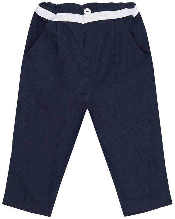 Patachou Linen Trousers