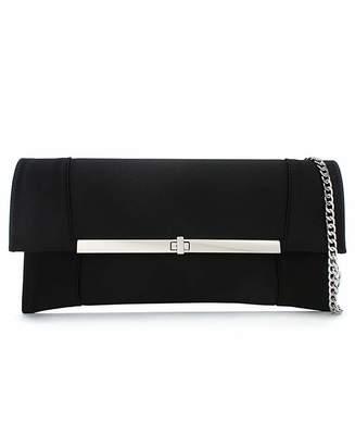 Daniel Footwear Daniel Afleck Satin Envelope Clutch Bag