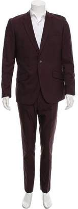 Reiss Wool Two-Piece Suit