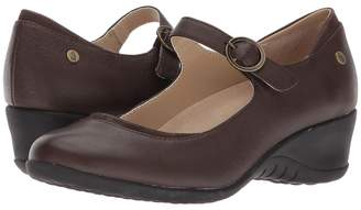 Hush Puppies Odell Mary Jane Women's Wedge Shoes