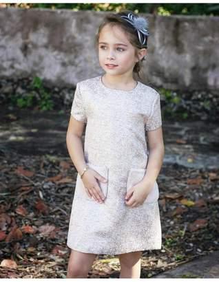 Imoga Rose Gold Dress