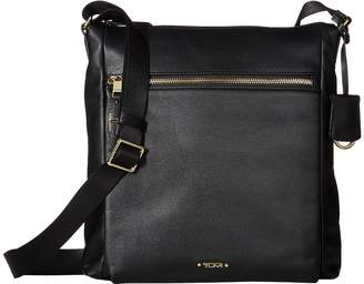 Tumi Voyageur Canton Leather Crossbody Cross Body Handbags