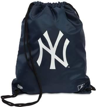 New Era Ny Yankees Mlb Drawstring Backpack 70bf13eab0