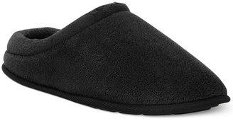 Club Room Men's Terry Slip-On Slippers $28 thestylecure.com