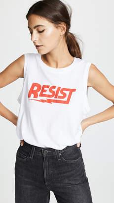 Rebecca Minkoff Resist Muscle Tee