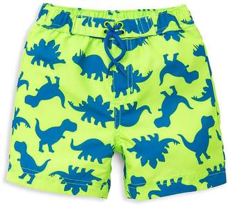 Little Me Baby Boys' Dino-Printed Swim Trunks