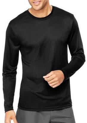Hanes Sport Mens Cool DRI Performance Long Sleeve Tshirt (50+ UPF)