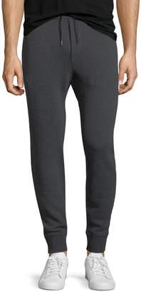 Ralph Lauren Tapered-Leg Cotton-Blend Sweatpants