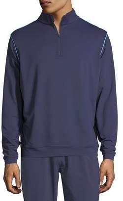 Peter Millar Perth Quarter-Zip Sweater
