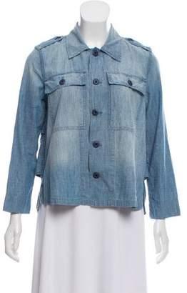 Amo Denim Button Down Shirt