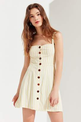 Capulet Emma Striped Button-Down Dress