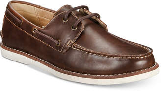 Unlisted by Kenneth Cole Men's Santon Boat Shoes Men's Shoes