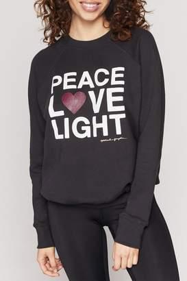 Spiritual Gangster Peace Classic Sweatshirt