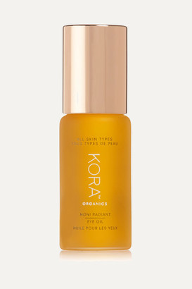 KORA Organics - Noni Radiant Eye Oil, 10ml - Colorless