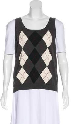 MICHAEL Michael Kors Argyle Sweater Vest