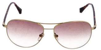 03bacb4eb2e7 Pre-Owned at TheRealReal · Louis Vuitton Conspiration Pilote Sunglasses