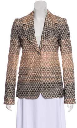 Creatures of the Wind Silk Jacquard Blazer