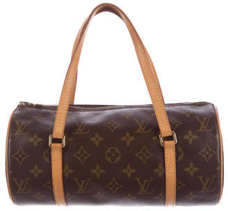 Louis Vuitton Louis Vuitton Monogram Papillon 26