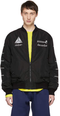 Undercover Reversible Black 2001: A Space Odyssey Bomber Jacket