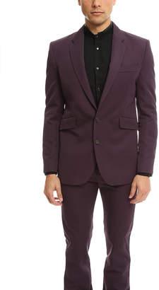 Acne Studios Gerald Shiny Suit Jacket