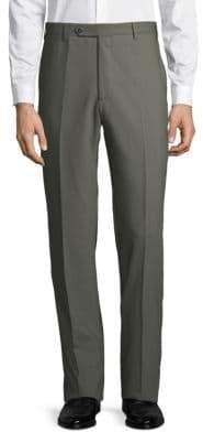 Zanella Textured Wool Pants