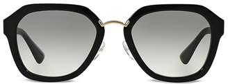 Prada Catwalk Sunglasses, 55mm