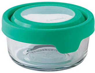 Anchor Hocking TrueSeal Two-Cup Round Glass Container