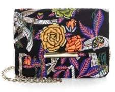 Jason Wu Diane Floral Leather Wallet
