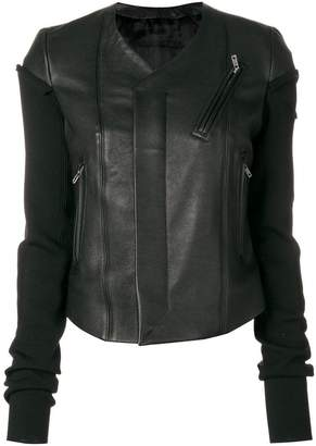 Rick Owens v-neck jacket