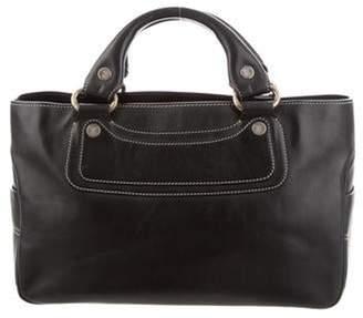 Celine Leather Boogie Bag Black Leather Boogie Bag