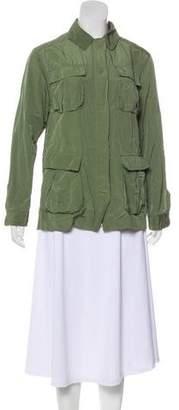 Elizabeth and James Long Sleeve Casual Jacket