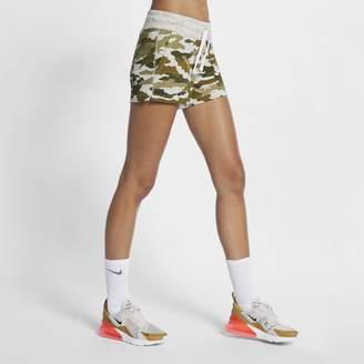 Nike Gym Vintage Women's Camo Shorts