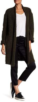 Zadig & Voltaire Thick Knit Wool Blend Cardigan
