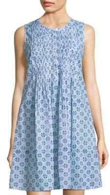 Isola Djerba Zasris Fit-&-Flare Dress