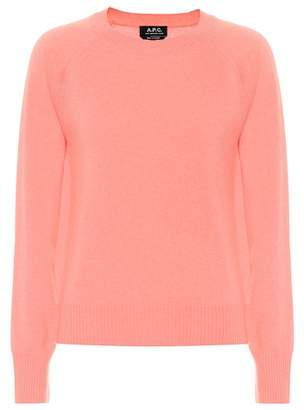 A.P.C. Stirling cashmere sweater