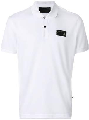 Philipp Plein Say You polo shirt