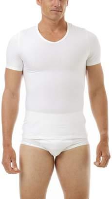 Manshape® Manshape Magicotton Gynecomastia Compression V-Neck T-Shirt Medium