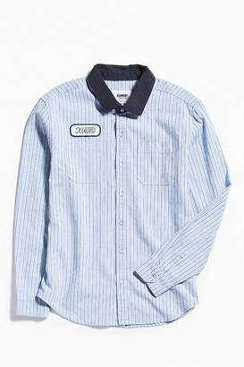 XLarge Service Button-Down Shirt